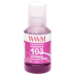 Чорнило WWM 103 Magenta для Epson 140г (E103M) водорозчинне