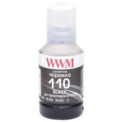 Чернила WWM 110 Black для Epson 140г (E110BP) пигментные