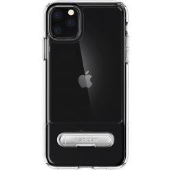 Чохол Spigen для iPhone 11 Pro Max Slim Armor Essential S, Crystal Clear (075CS27050)