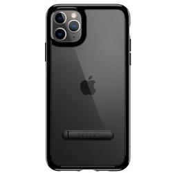 Чохол Spigen для iPhone 11 Pro Max Ultra Hybrid S, Jet Black (075CS27138)