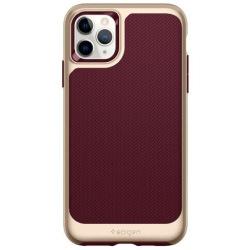 Чохол Spigen для iPhone 11 Pro Neo Hybrid, Burgundy (077CS27246)