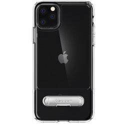 Чохол Spigen для iPhone 11 Pro Slim Armor Essential S, Crystal Clear (077CS27102)