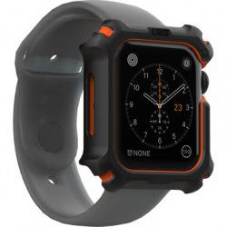Чохол UAG для Apple Watch 44 Case, Black/Orange (19148G114097)