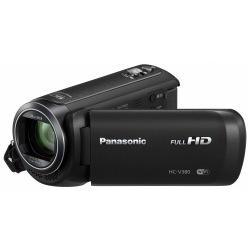 Цифр. видеокамера Panasonic HDV Flash HC-V380 Black (HC-V380EE-K)