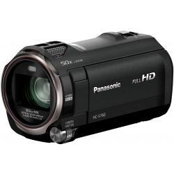 Видеокамера цифровая Panasonic HDV Flash HC-V760 Black (HC-V760EE-K)