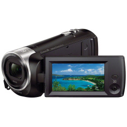 Видеокамера цифровая HDV Flash Sony Handycam HDR-CX405 Black (HDRCX405B.CEL)