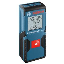 Далекомір Bosch лазерний GLM 30 Professional 0.15-30м (0.601.072.500)