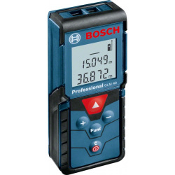 Далекомір Bosch лазерний GLM 40 (0.601.072.900)
