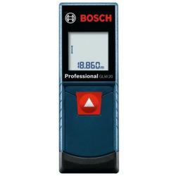 Далекомір Bosch лазерний GLM 20 (0.601.072.E00)