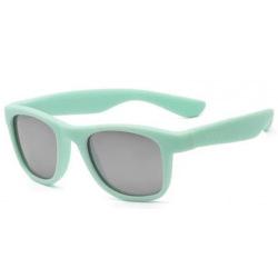 Детские солнцезащитные очки Koolsun  мятного цвета серии Wave (Розмір: 1+) (KS-WABA001)