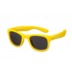 Детские солнцезащитные очки Koolsun золотого цвета (Розмір: 3+) (KS-WAGR003)