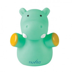 Детский ночник Nuvita Гипопотам 0м+ 12см  (NV6607)