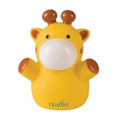 Детский ночник Nuvita Жираф 0м+ 12см  (NV6605)