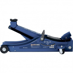 Домкрат Stels гидравлический подкатной, 2т Low Profile, 80-380 мм (MIRI51129)