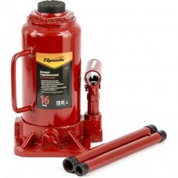 Домкрат Sparta гидравлический бутылочный, 16 т, h подъема 220-420 мм, (MIRI50327)