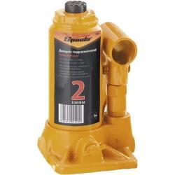 Домкрат Sparta гидравлический бутылочный, 2 т, h подъема 148-278 мм, (MIRI50321)