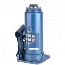 Домкрат Stels гидравлический бутылочный, 8 т, h подъема 230-457 мм (MIRI51104)