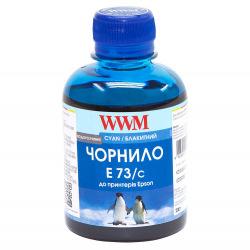 Чернила WWM E73 Cyan для Epson 200г (E73/C) водорастворимые