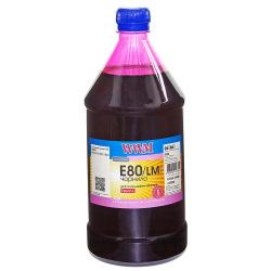 Чорнило WWM E80 Light Magenta для Epson 1000г (E80/LM-4) водорозчинне
