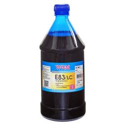 Чорнило WWM E83 Light Cyan для Epson 1000г (E83/LC-4) водорозчинне