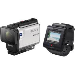 Цифр. видеокамера экстрим Sony HDR-AS300 c пультом д/у RM-LVR3 (HDRAS300R.E35)