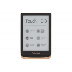 Электронная книга PocketBook 632 Touch HD3, Copper (PB632-K-CIS)