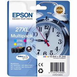 Набор Картриджей Epson 27XL C/M/Y (C13T27154022)