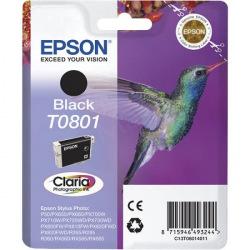 Картридж Epson T0801 Black (C13T08014011)