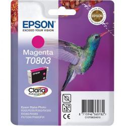 Картридж Epson T0803 Magenta (C13T08034011)