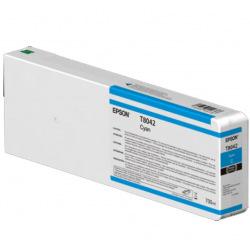 Картридж Epson T8042 Cyan (C13T804200)