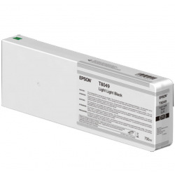 Картридж Epson T8049 Light Light Black (C13T804900)