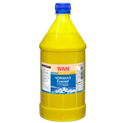 Чернила WWM EVEREST Yellow для Epson 1000г (EP02/YP-4) пигментные