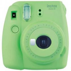 Фотокамера моментальной печати Fujifilm INSTAX MINI 9 LIME GREEN TH EX D (16550708)