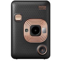 Фотокамера моментальной печати Fujifilm INSTAX Mini LiPlay Elegant Black (16631801)