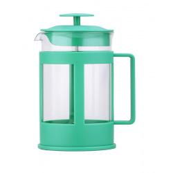 Френч-прес Ardesto Fresh, 800 мл, зелений, пластик, скло (AR1008GRF)