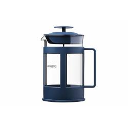 Френч-прес Ardesto Fresh, 800 мл, синій, пластик, скло (AR1008BEF)