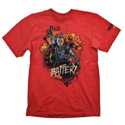"Футболка COD ""Black Ops 4 T-Shirt Battery Red"", размер XXL (GE6301XXL)"