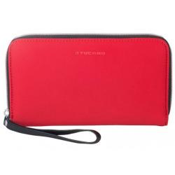 Кошелек Tucano Sicuro Pochette красный (TVA-SIP-R)