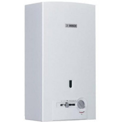 Газова колонка Bosch W 10-2 P, 10 л/хв., 17,4 кВт, п'єзорозжиг (7701331010)
