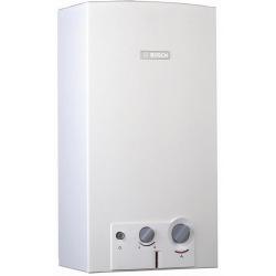 Газовая колонка Bosch WR 13-2 B, 13 л/мин., 22,6 кВт, рег. мощн., розжиг от батареек (7702331718)