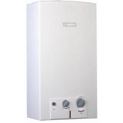 Газова колонка Bosch WRD 10-2 G, 10 л/хв., 17,4 кВт, рег. потужн., дисплей, гідро-турбіна (7701331616)