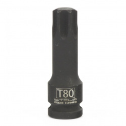 Головка утакрная TORX 80, 1/2 Stels (MIRI13969)