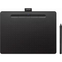 Графічний планшет Wacom Intuos M Bluetooth Black (CTL-6100WLK-N)