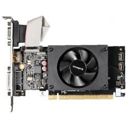 відеокарта nVIDIA GT 710 2GB DDR3 64-bit Core: 95 4 MHz GV-N710D3-2GL (GV-N710D3-2GL)