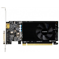 Видеокарта Gigabyte GeForce GT730 2GB DDR5 64bit DVI-HDMI low profile (GV-N730D5-2GL)