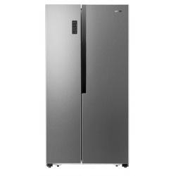 Холодильник Gorenje NRS9181MX/SbS/179*91*64 см/566 л/ А+/Total NoFrost/LED дисплей/НЕРЖАВ. (NRS9181MX)