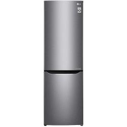 Холодильник LG GA-B419SLJL 190 см/302 л/ А+ /No Frost/инверторный компрессор/внутр. диспл./графит (GA-B419SLJL)