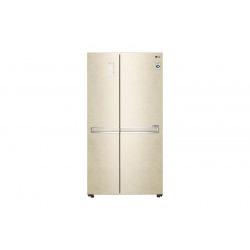 Холодильник LG GC-B247SEDC SbS / 179 см/ 626 л/ А+ / Total No Frost/ линейный компр./ бежевый (GC-B247SEDC)