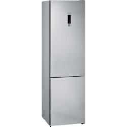 Холодильник Siemens KG39NXI326 с нижн. мороз. кам. - 203x60x66/366 л/No-Frost/диспл/inv/А++/нерж (KG39NXI326)