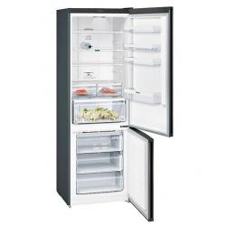 Холодильник Siemens KG49NXX306 с нижней мор. кам. - 203x70x66/No-frost/435л/А++/черная нерж. сталь (KG49NXX306)